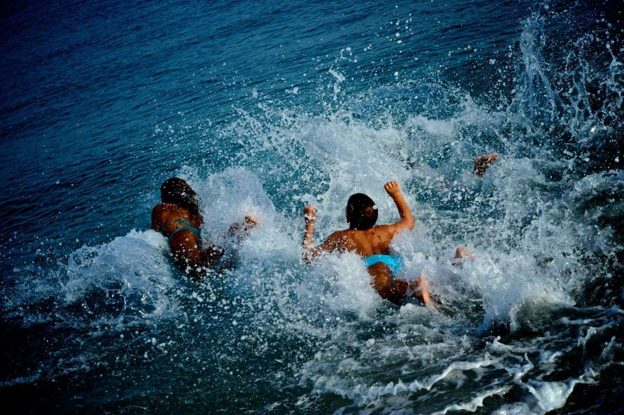 IONIAN WATER GAME